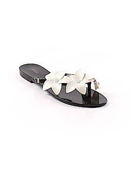 Melissa Flip Flops Size 10