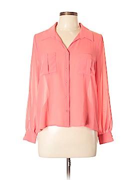 Sans Souci Long Sleeve Blouse Size L