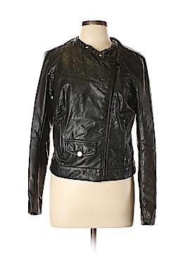 Dollhouse Faux Leather Jacket Size L
