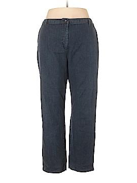Lands' End Jeans Size 24 (Plus)