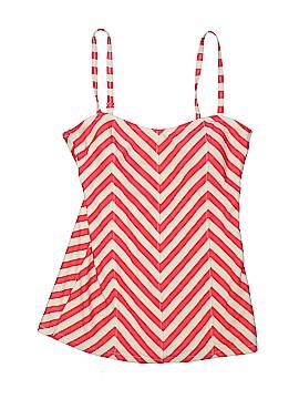 DownEast Basics Swimsuit Top Size S