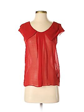 Leara Woman Short Sleeve Blouse Size S