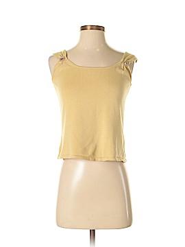 Sigrid Olsen Sleeveless Silk Top Size XS