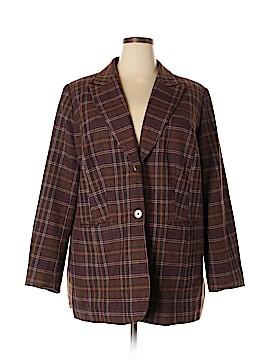 Jessica London Wool Coat Size 20 (Plus)