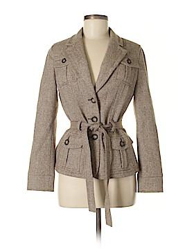 Banana Republic Factory Store Wool Coat Size 6