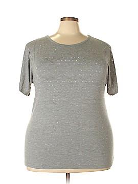 Design 365 Short Sleeve Top Size 1X (Plus)