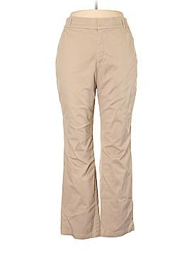 Gloria Vanderbilt Khakis Size 20 (Plus)