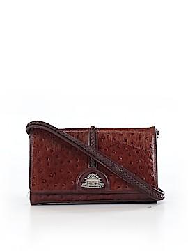 M.C Leather Crossbody Bag Size O/S