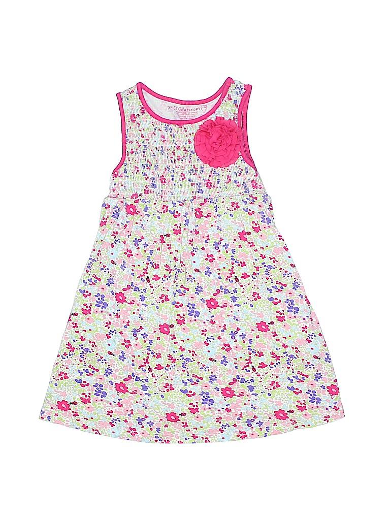 Design History Girls Dress Size 2T