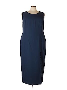 Justin Taylor Cocktail Dress Size 24W (Plus)