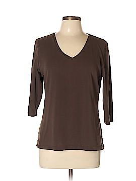 Gap Outlet 3/4 Sleeve T-Shirt Size L