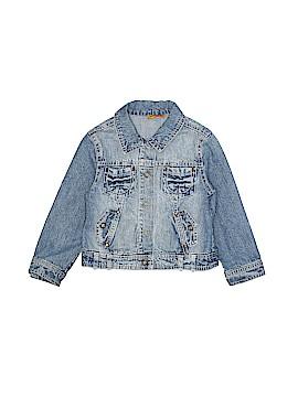 Mayoral Denim Jacket Size 4