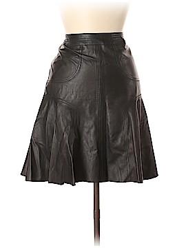 Halogen Leather Skirt Size 6 (Petite)