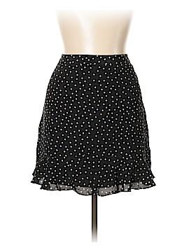 Madewell Silk Skirt Size 12