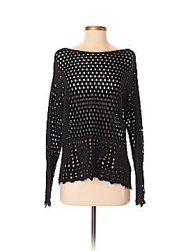 Jeanne Pierre Long Sleeve Top Size M