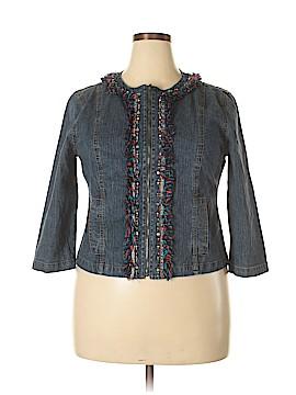Ruby Rd. Denim Jacket Size 14