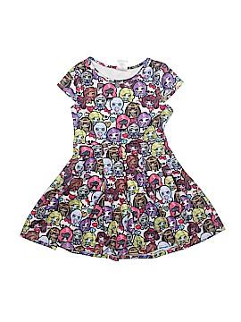 Monster High Dress Size 6X