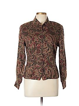 Pendleton Long Sleeve Button-Down Shirt Size 10