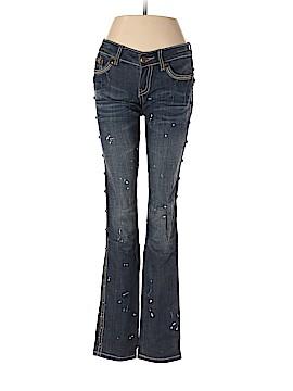 Antique Rivet Jeans 25 Waist
