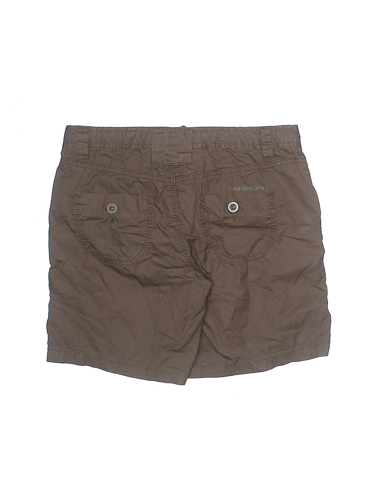 Khaki Boutique KLEIN CALVIN Shorts leisure JEANS FrBIw1rq