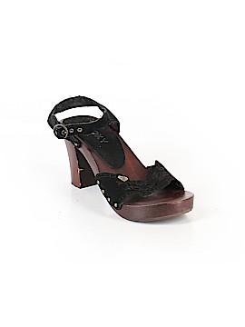 Roxy Heels Size 8