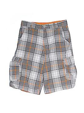 Faded Glory Cargo Shorts Size 14