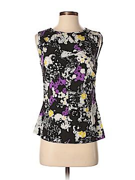 Semantiks Sleeveless Silk Top Size XS