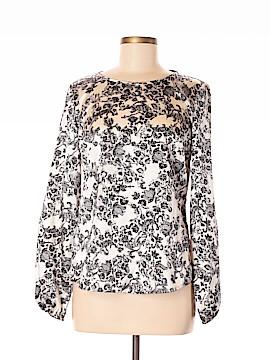 Kasper 3/4 Sleeve Blouse Size 4
