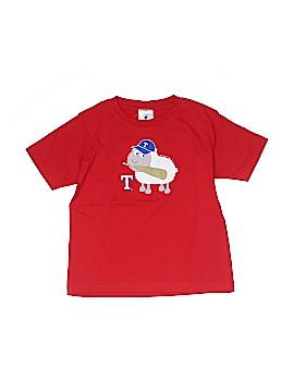 Soft As A Grape Short Sleeve T-Shirt Size 4