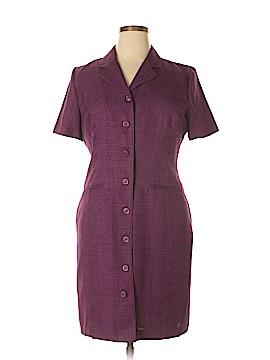 Plaza South Casual Dress Size 14 (Petite)