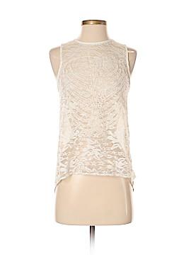 Necessary Clothing Sleeveless Top Size S