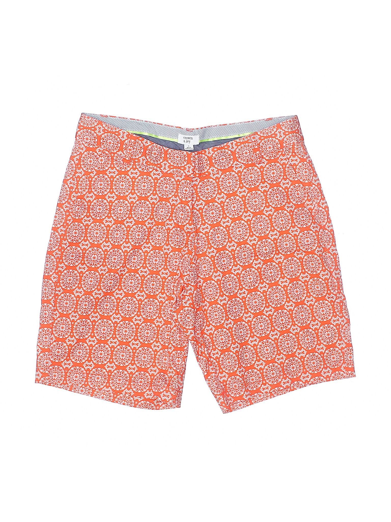 Crown Khaki Ivy Shorts amp; winter Leisure 1BqxU67A