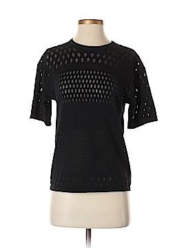 Helmut Lang Short Sleeve Top Size P