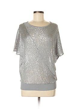 Andrea Jovine Short Sleeve Top Size M