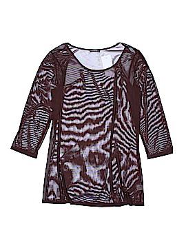 MESMERIZE 3/4 Sleeve Top Size XL