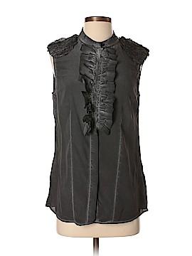 Liebeskind Berlin Sleeveless Silk Top Size S