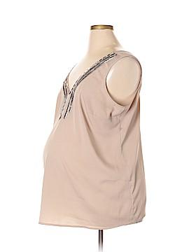 Loved by Heidi Klum Sleeveless Blouse Size XL (Maternity)