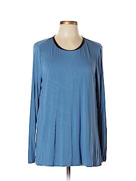 G by Giuliana Rancic Long Sleeve T-Shirt Size L