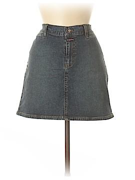 DKNY Denim Skirt Size 9