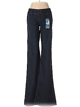 Royal Blue Jeans Size 9