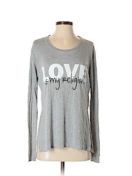 Peace Love World Long Sleeve T-Shirt Size XS