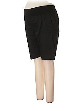 Ann Taylor LOFT Maternity Khaki Shorts Size 12 (Maternity)