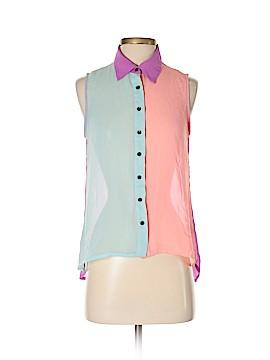 Necessary Clothing Sleeveless Blouse Size S