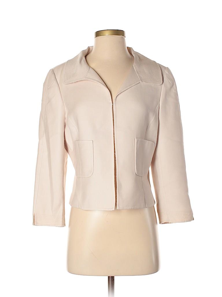Carlisle Women Wool Blazer Size 4