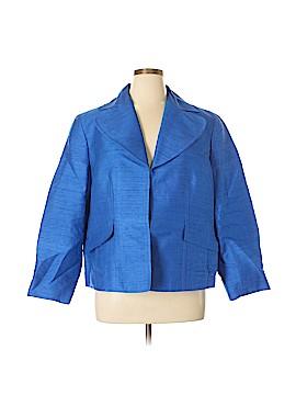 Doncaster Silk Blazer Size 18 (Plus)