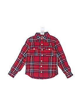 Joe's Jeans Long Sleeve Button-Down Shirt Size 2 - 3