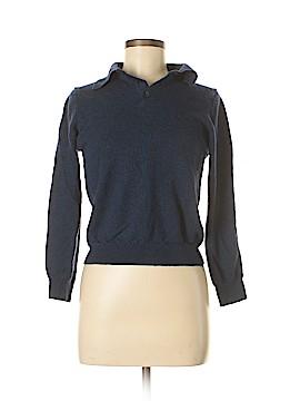 Toscanella Long Sleeve Polo Size M