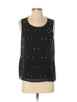 Sparkle & Fade Sleeveless Blouse Size S