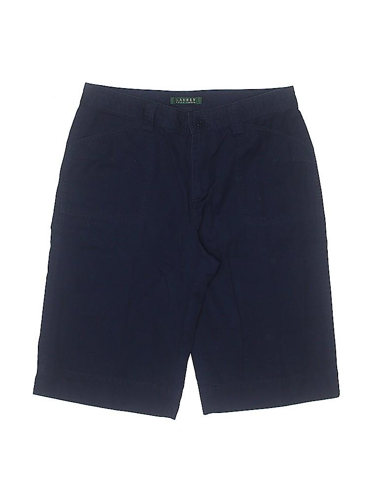 Lauren by Ralph Lauren Women Shorts Size 6