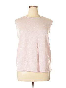 Susan Graver Sweater Vest Size 2X (Plus)